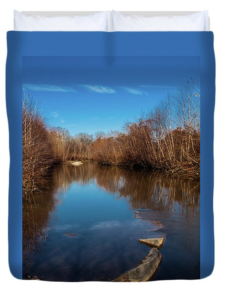 Ararat River Duvet Cover