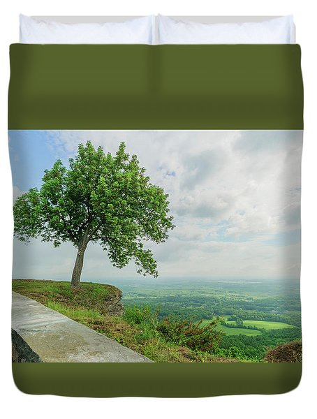 Arbor Day Duvet Cover