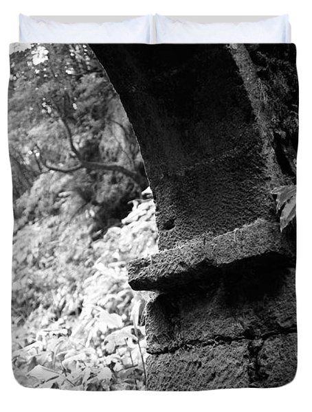 Arc Duvet Cover by Gaspar Avila