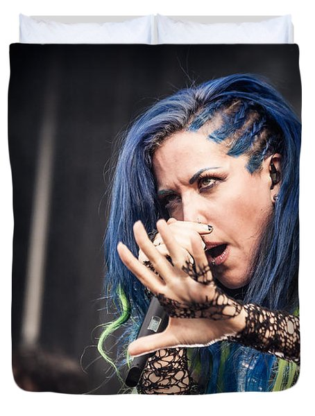 Arch Enemy II Duvet Cover