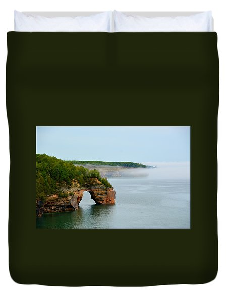 Arch Over Superior Duvet Cover