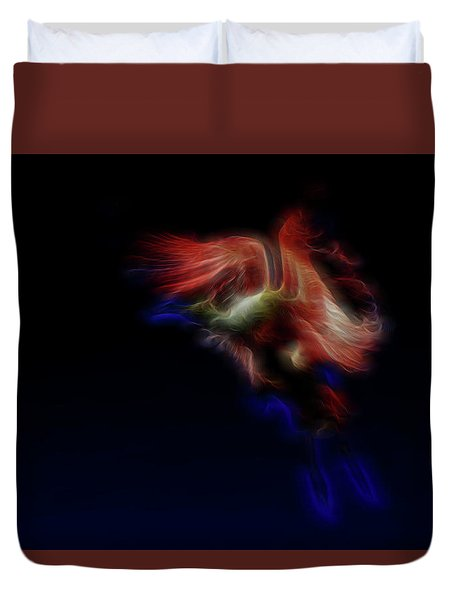 Archangel 2 Duvet Cover