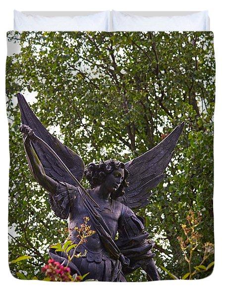 Archangel Duvet Cover