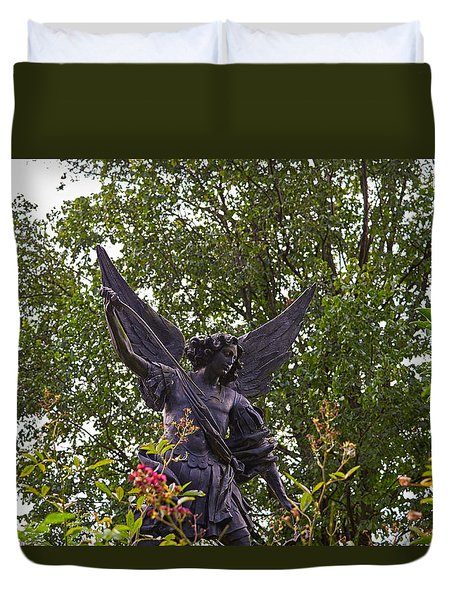 Archangel Duvet Cover