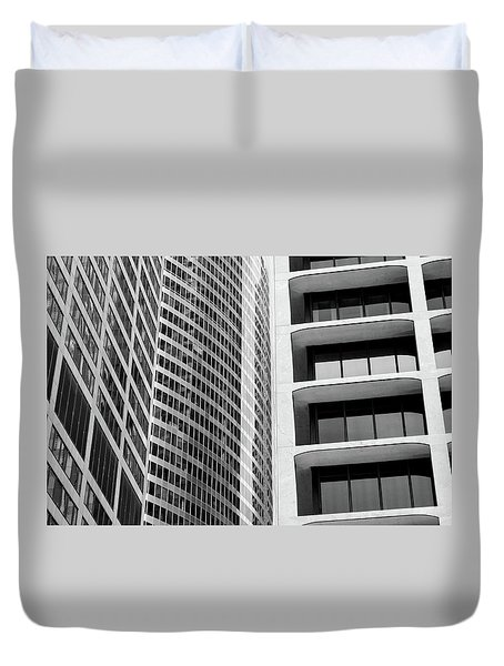 Architectural Pattern Study 2.0 Duvet Cover