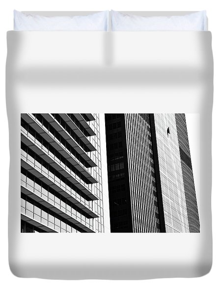 Architectural Pattern Study 3.0 Duvet Cover