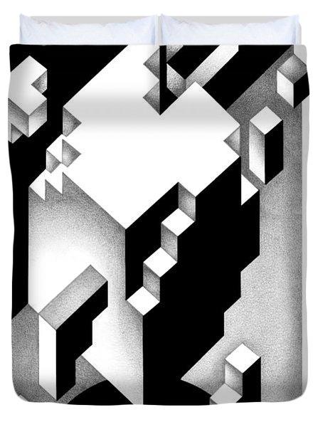 Archtectonic 4 Duvet Cover