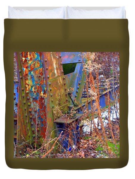 Arcola Tressel Duvet Cover
