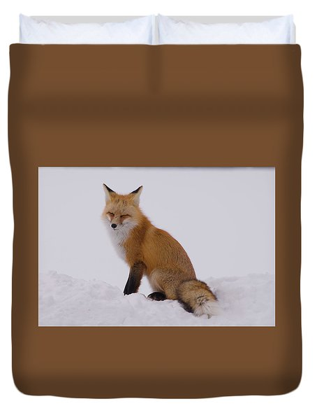 Are You Sleeping Duvet Cover