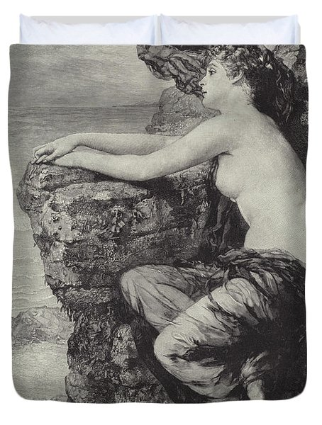 Ariadne  Duvet Cover