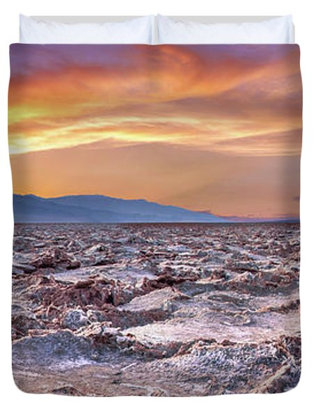 Arid Delight Duvet Cover