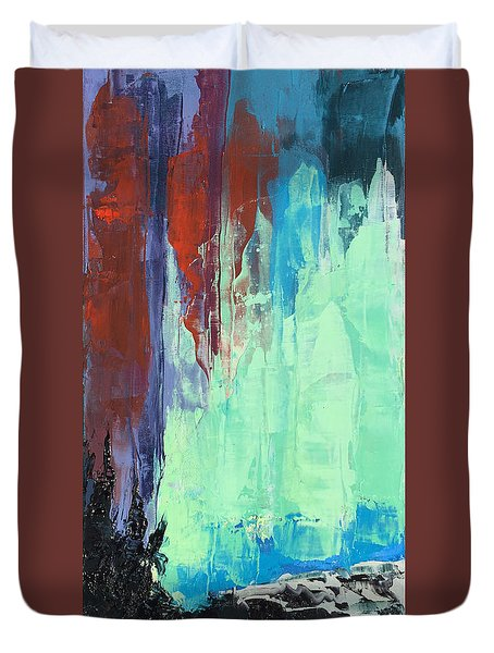 Arise Duvet Cover