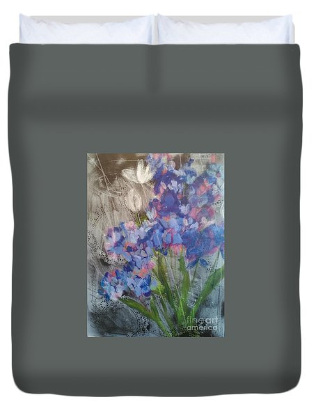 Arizona Blues Duvet Cover