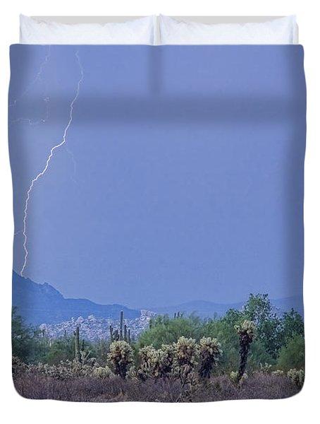 Arizona Desert  Duvet Cover by James BO  Insogna