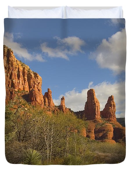 Arizona Outback 2 Duvet Cover by Mike McGlothlen