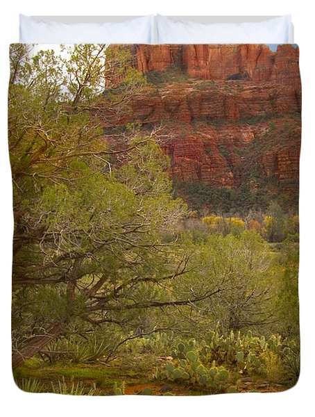 Arizona Outback 3 Duvet Cover