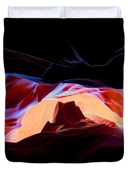 Arizona Underground Duvet Cover