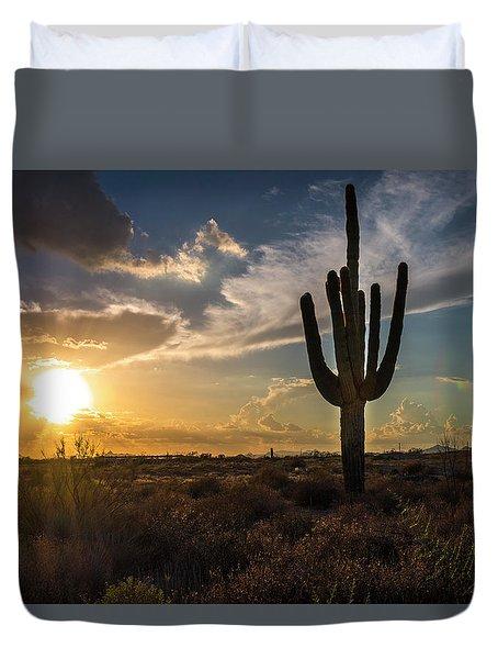 Arizona Vibes Duvet Cover