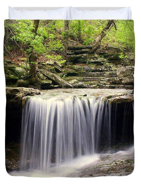 Arkansas Beauty Duvet Cover by Marty Koch