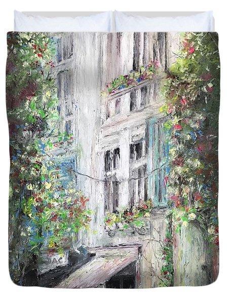 Arles Duvet Cover by Robin Miller-Bookhout