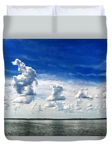 Armada Duvet Cover
