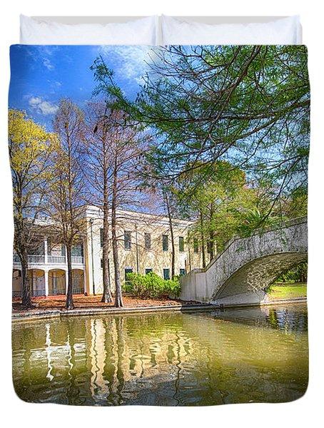 Armstrong Park, New Orleans, La Duvet Cover