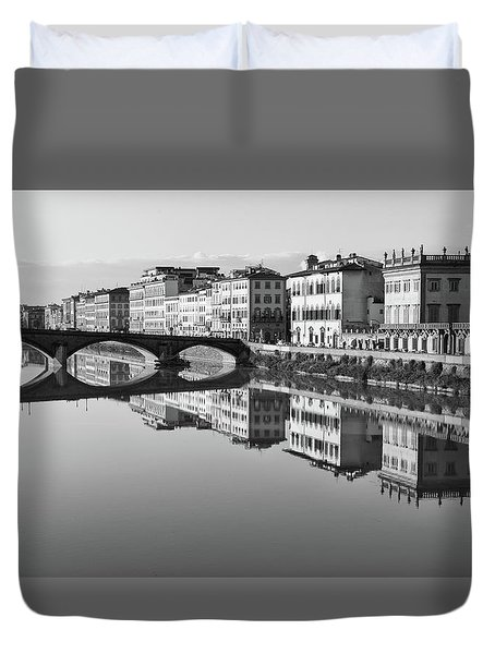 Arno Reflections 1 Duvet Cover