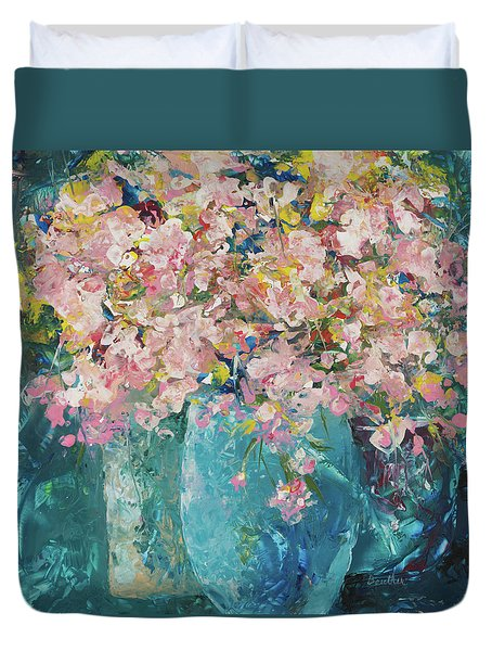 Aroma Therapy Duvet Cover