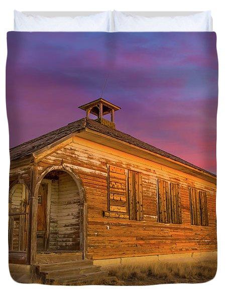 Aroya Sunrise Duvet Cover