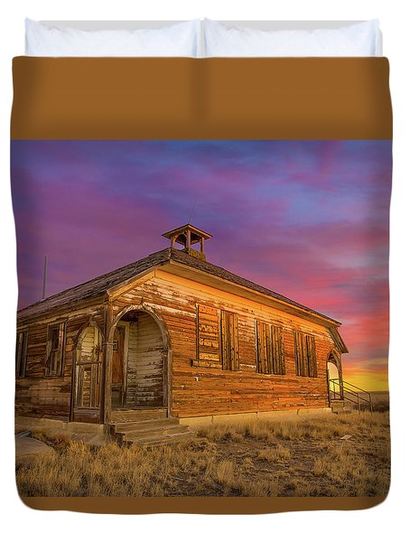 Aroya Sunrise Duvet Cover