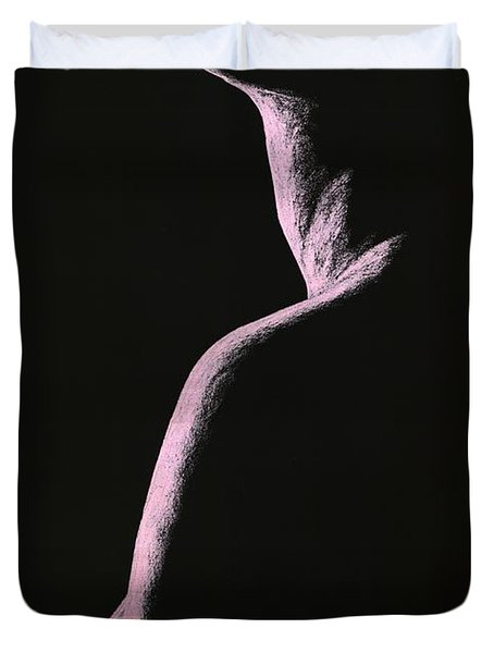 Arrogance Duvet Cover by Richard Young