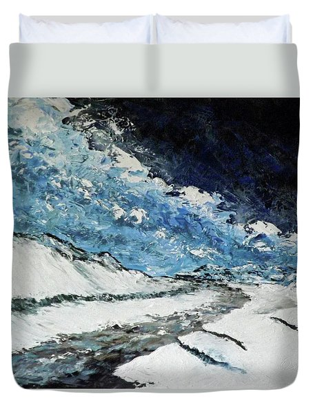Arroyo Bend Duvet Cover
