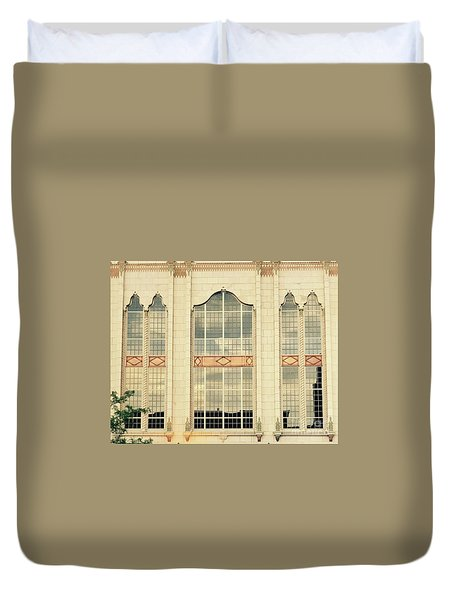 Art Deco In My Mind Duvet Cover