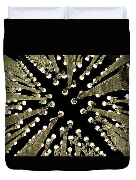 Art Exhibit In Beverly Hills 30 Duvet Cover