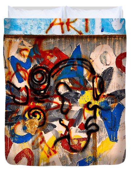 ART Duvet Cover