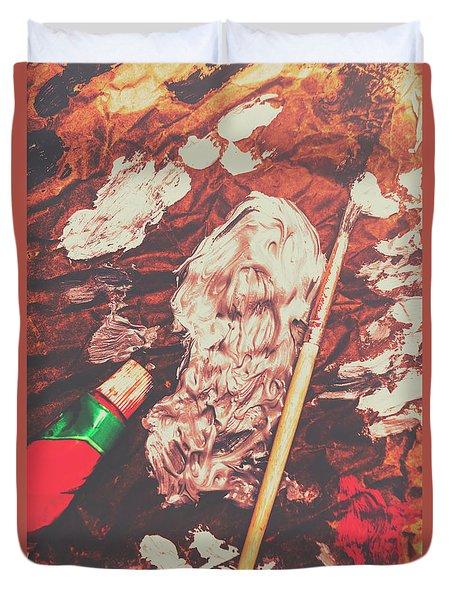 Art In Creation Duvet Cover