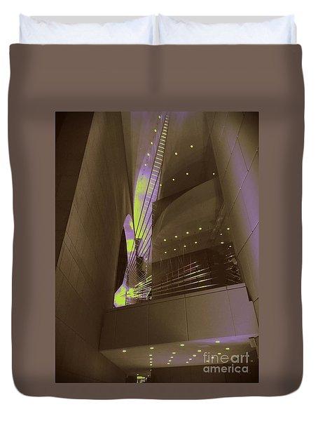 Art-itecture Duvet Cover