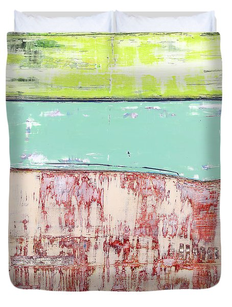 Art Print Abstract 19 Duvet Cover