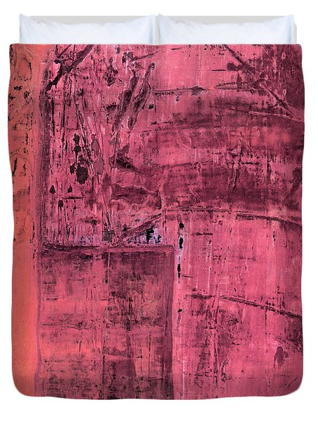 Art Print Redwall 3 Duvet Cover