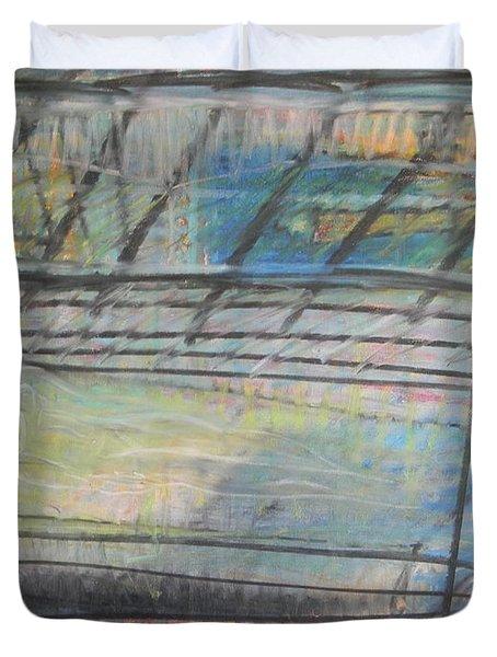 Artists' Cemetery Duvet Cover