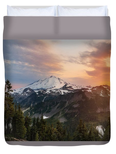 Artist's Inspiration Duvet Cover by Ryan Manuel