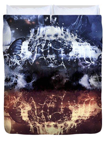 Artist's Vision Duvet Cover