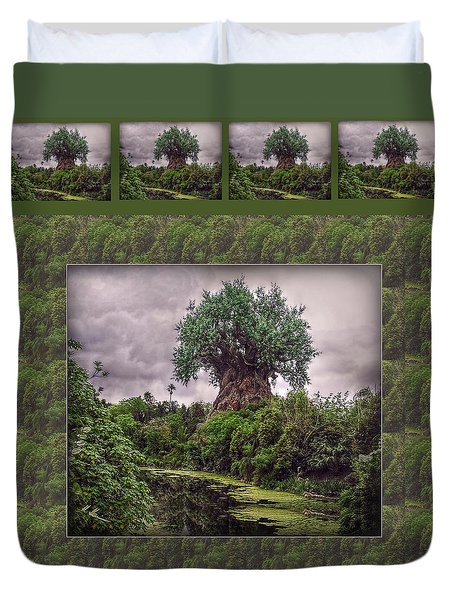Tree Of Life Duvet Cover by Hanny Heim