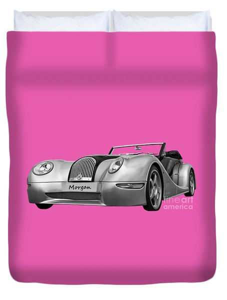 Morgan Duvet Cover by Scott Carruthers