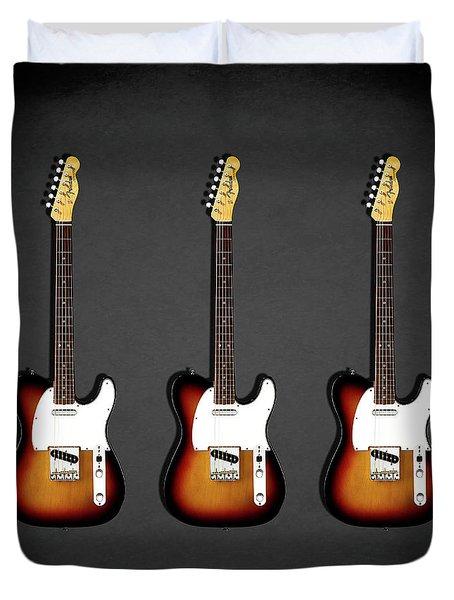 Fender Telecaster 64 Duvet Cover