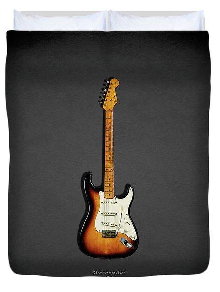 Fender Stratocaster 54 Duvet Cover