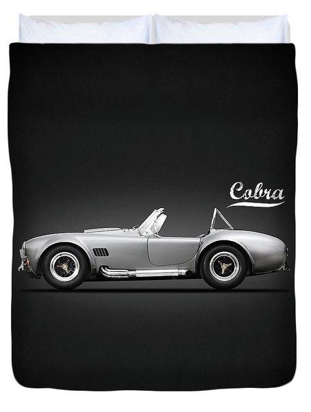 Shelby Cobra 427 Sc 1965 Duvet Cover