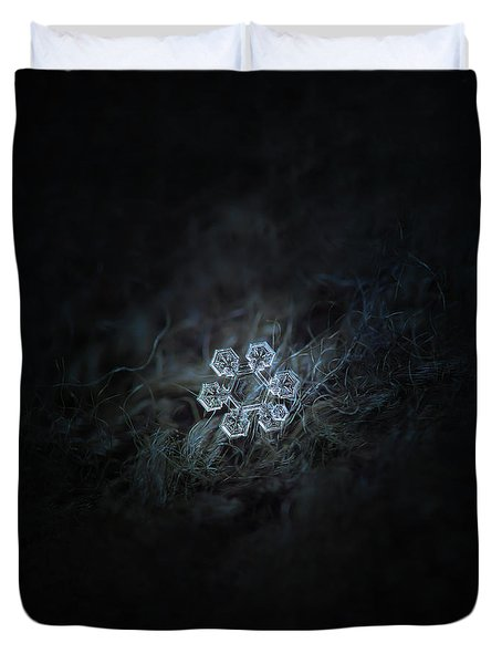 Icy Jewel Duvet Cover