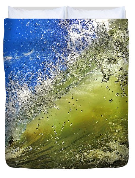 Surf Duvet Cover