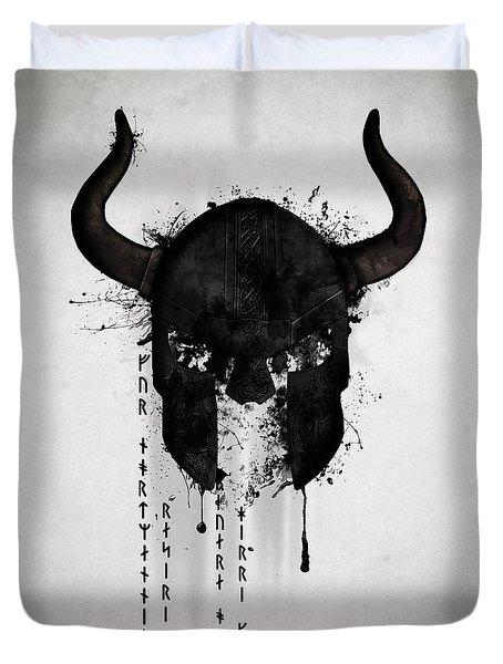 Northmen Duvet Cover by Nicklas Gustafsson